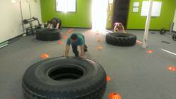 Tire Push 2