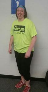Debbie lost 25 lbs
